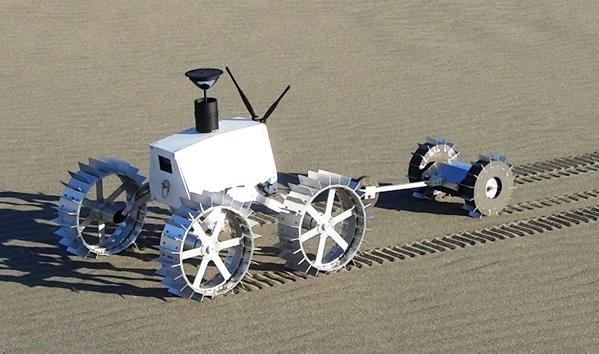 HAKUTO 月面探査機