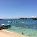 フィリピンのハンドレットアイランド(100の島々)で無人島貸切!