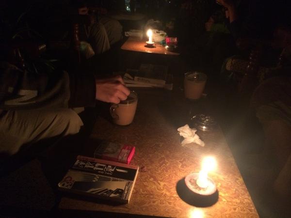 ネパール 計画停電