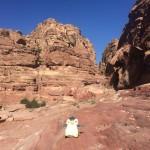 旅をしている実感を味わえるヨルダンのペトラ遺跡とペトラバイナイト