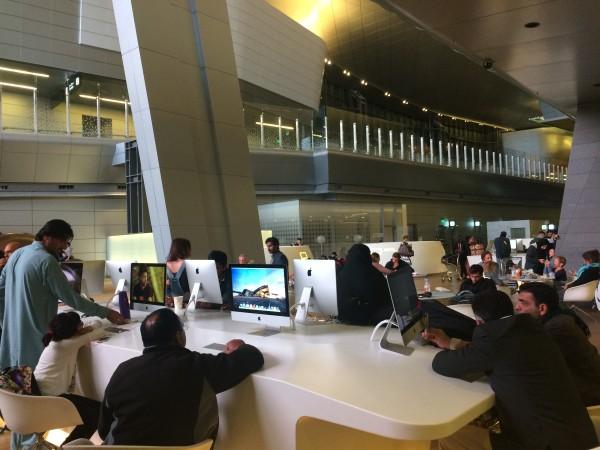 ハマド国際空港(新ドーハ空港)