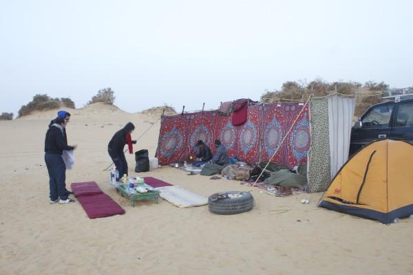 黒砂漠 白砂漠 クリスタルマウンテン バフレイヤオアシス