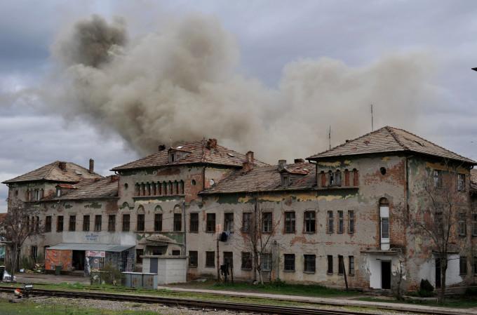 Fushë_Kosovë_photo_nga_treni
