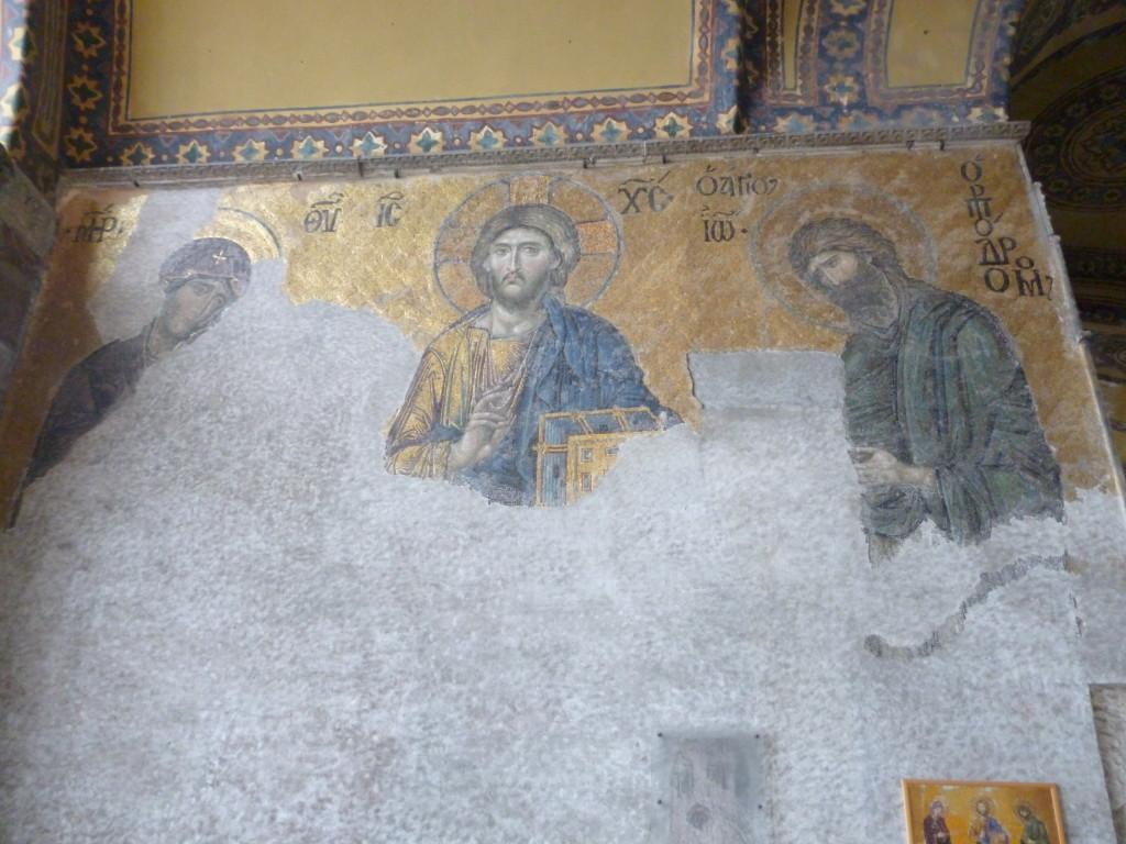 キリスト教大聖堂時代の面影