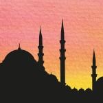 トルコにあるアヤソフィアは、イスラム教とキリスト教の調和が美しい