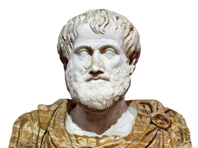 Aristotle Philosopher Wallpaper