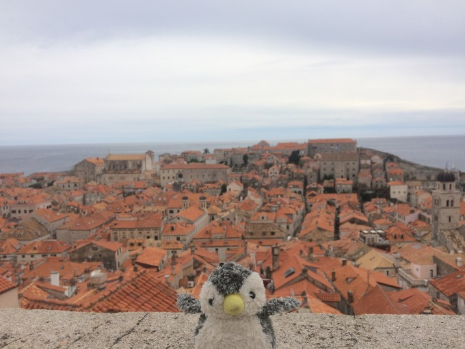 クロアチアのドブロブニクはオシャレすぎてびくびく…。