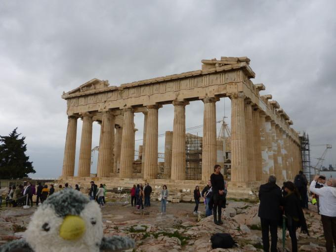 パルテノン神殿!ギリシャへ行くならギリシャ哲学の知識を入れておこう!