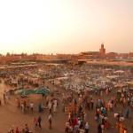 モロッコの迷路のような雑踏「スーク」が予想以上にカオス!