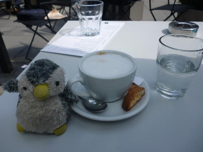 これがウィンナーコーヒーだ!