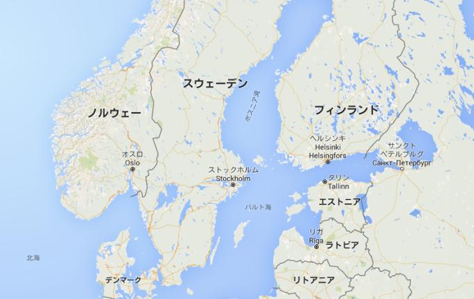 半島 スカンジナビア オーロラのベストシーズン/北欧ノルウェー [オーロラ]