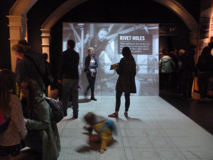 タイタニック・ベルファスト博物館はかなりの充実度で大満足!