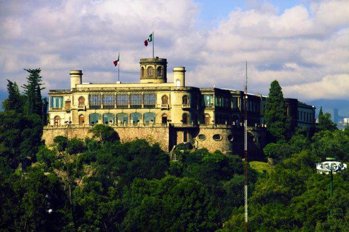Chapultepec_Castle_2014