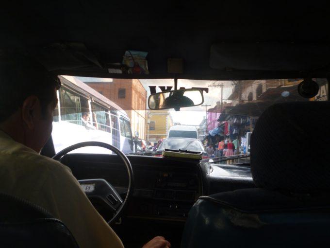 タクシーの中でもgkbr...